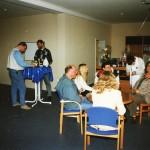 Einweihung des Büros in der Schützenstraße 04/1997