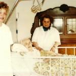 Der erste Patient 1993