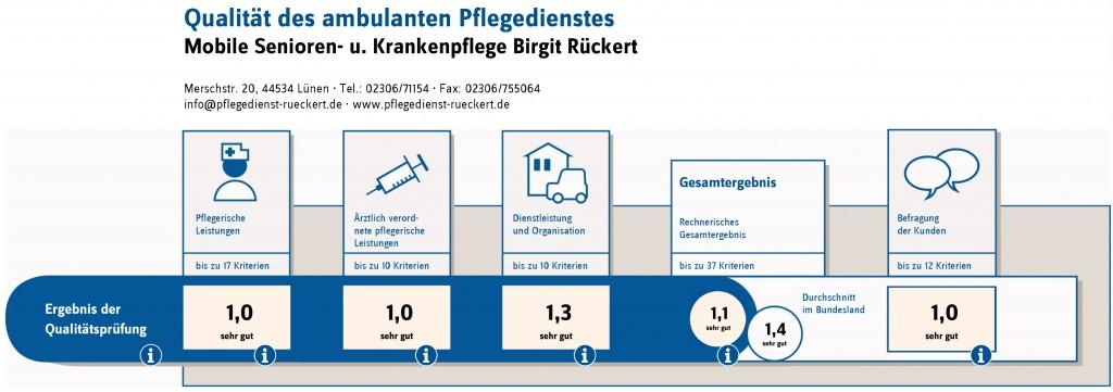 MDK Prüfbericht Mobile Senioren- und Krankenpflege Rückert 2015