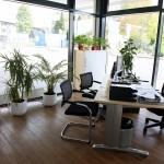 Büro der Geschäftsführung in der Merschstraße 2013