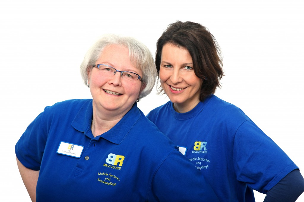 Qualitätsbeauftragte - Inge Mirtschov & Ursula Klug